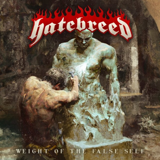 HATEBREED Unveils Title Track Of New Album, 'Weight Of The False Self'