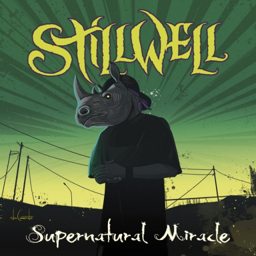 KORN Bassist's STILLWELL Is Back With Third Album, 'Supernatural Miracle'