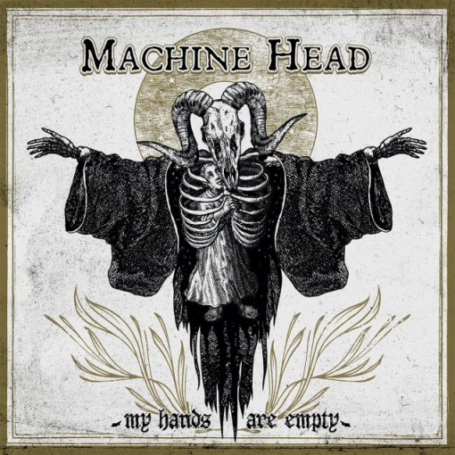 MACHINE HEAD To Release 'My Hands Are Empty' Single Next Month; Video Teaser Available