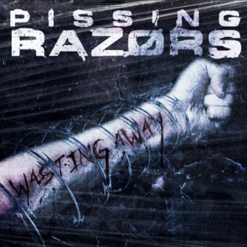 PISSING RAZORS Team Up With SKINLAB's STEEV ESQUIVEL For Cover Of NAILBOMB's 'Wasting Away'