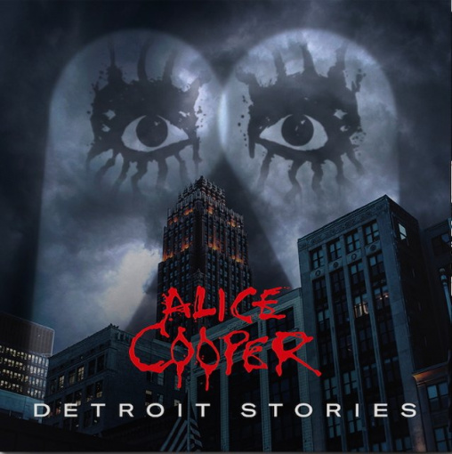 Hear Audio Samples Of ALICE COOPER's Entire 'Detroit Stories' Album