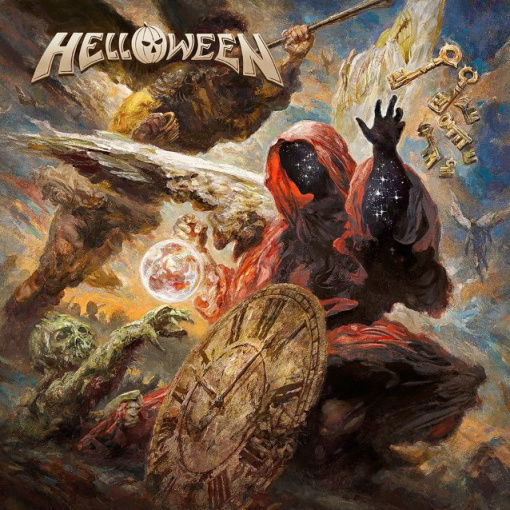 HELLOWEEN: New Album Cover Artwork Unveiled