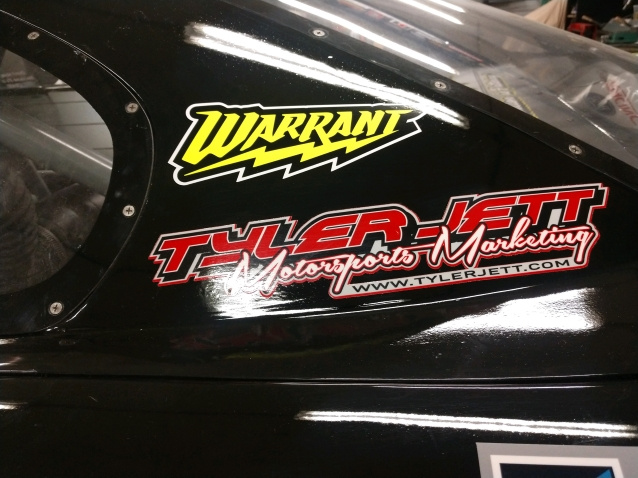 WARRANT Teams Up With SWEENEY RACING For Northeast Run