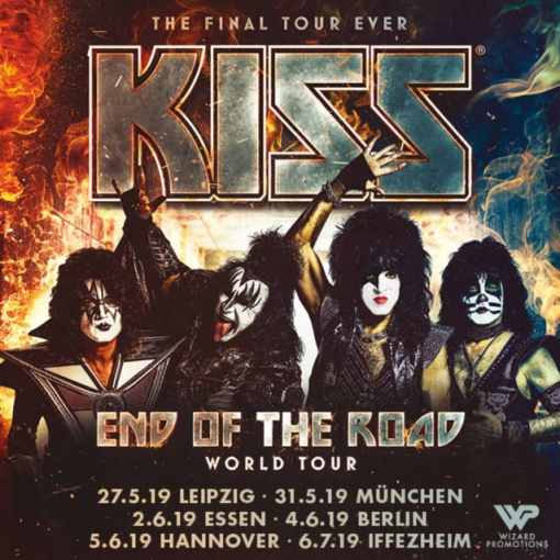 Watch KISS Perform In Munich
