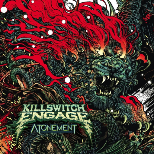 KILLSWITCH ENGAGE To Release 'Atonement' Album In August; 'Unleashed' Single Now Available