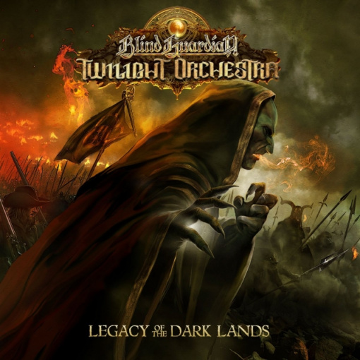 BLIND GUARDIAN: 'Legacy Of The Dark Lands' Cover Artwork Unveiled