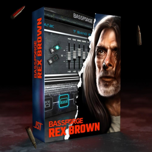 Former PANTERA Bassist REX BROWN Teams Up With JOEY STURGIS TONES For 'Bassforge' Plug-In