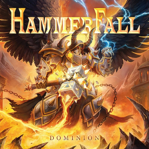 HAMMERFALL Releases Music Video For 'Dominion' Title Track