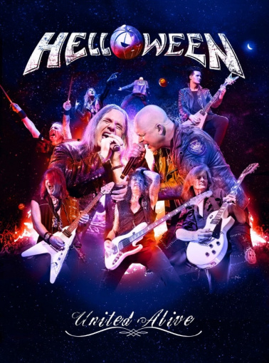 HELLOWEEN Releases Official Live Video For 'Pumpkins United' From Upcoming DVD/Blu-Ray