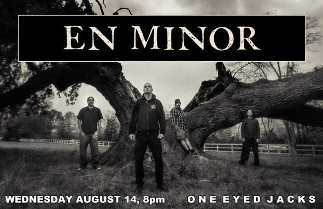 PHILIP ANSELMO's EN MINOR To Play First-Ever Concert In New Orleans Tonight