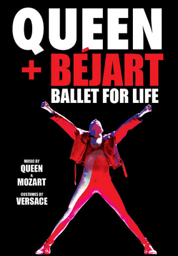 Трейлер к QUEEN + BÉJART: Ballet For Life