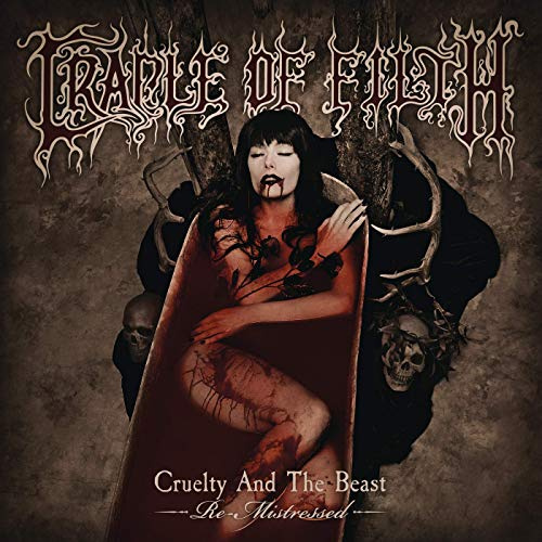 CRADLE OF FILTH's 'Cruelty And The Beast' To Be Reissued In November