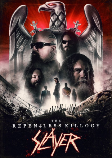Watch SLAYER Perform 'Repentless' From 'The Relentless Killogy' Motion Picture
