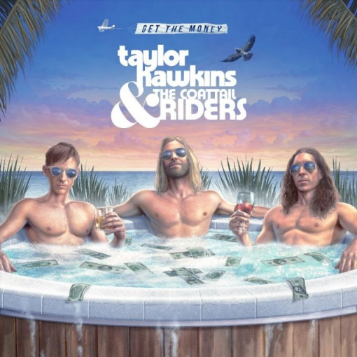 New TAYLOR HAWKINS AND THE COATTAIL RIDERS Album To Feature DUFF MCKAGAN, ROGER TAYLOR, NANCY WILSON