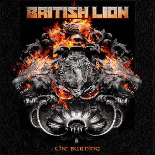 IRON MAIDEN Bassist's BRITISH LION To Release 'The Burning' Album In January