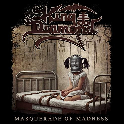 KING DIAMOND Releases First New Song In 12 Years, 'Masquerade Of Madness'