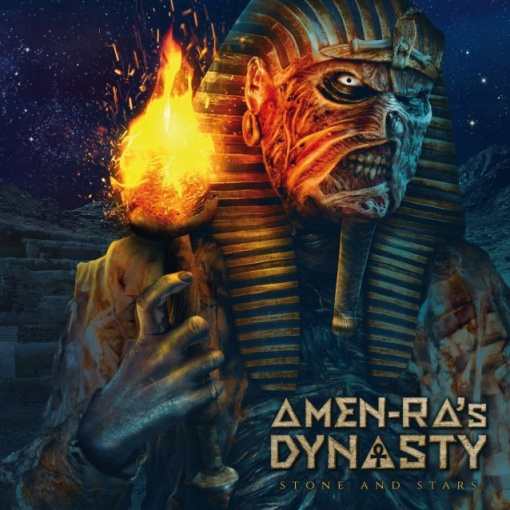 LORDI Guitarist AMEN-RA Releases First Solo Single, 'Stone And Stars'