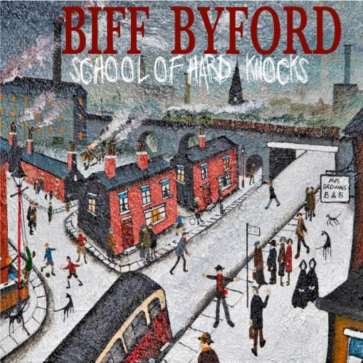 SAXON Frontman BIFF BYFORD Unveils Video For Title Track Of Solo Album, 'School Of Hard Knocks'