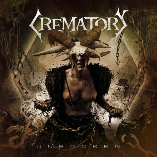CREMATORY: 'Unbroken' Album Details Revealed