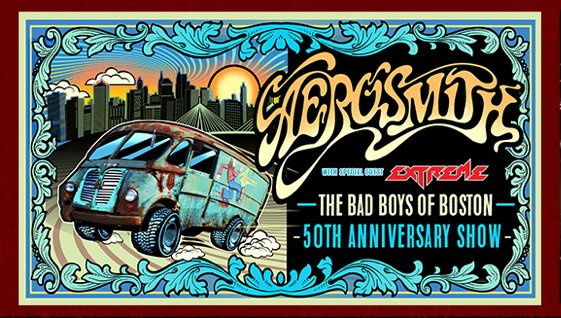 AEROSMITH To Celebrate 50th Anniversary With Fenway Park Concert