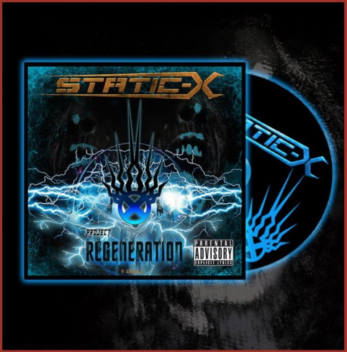 Listen To New STATIC-X Song 'Hollow' From 'Project Regeneration' Album