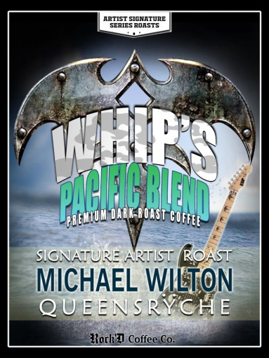 MICHAEL WILTON, TIM 'RIPPER' OWENS Get Signature Coffee Blends