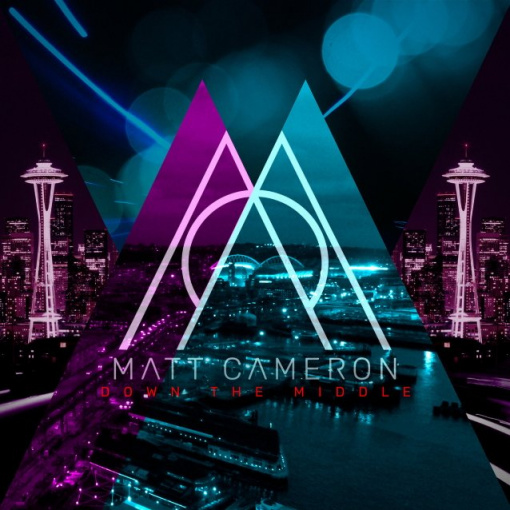 PEARL JAM And SOUNDGARDEN Drummer MATT CAMERON Releases New Solo Single, 'Down The Middle'