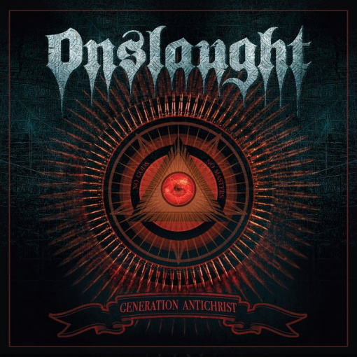 ONSLAUGHT To Release 'Generation Antichrist' Album In August