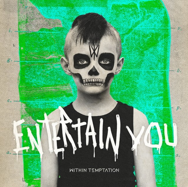 Watch WITHIN TEMPTATION's Music Video For New Single 'Entertain You'