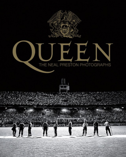 QUEEN: 'The Neal Preston Photographs' Official Book Due In October