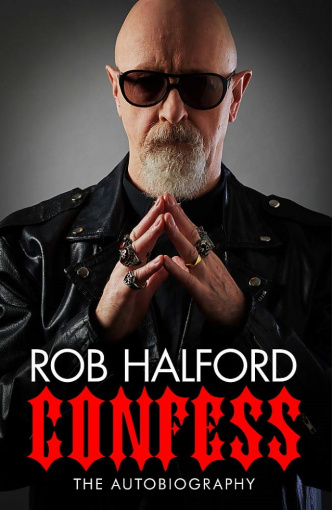 JUDAS PRIEST Singer ROB HALFORD Completes Recording Audiobook Version Of His Autobiography, 'Confess'