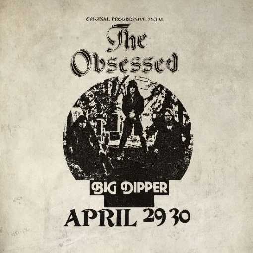 THE OBSESSED To Mark 40th Anniversary With Rough And Raw Live Recording